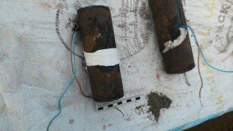 самодельные бомбы